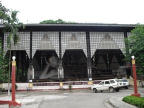 Su taung pyi Paya